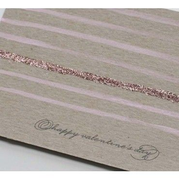 FREE Valentine's card templates from the adorable walnut paperie
