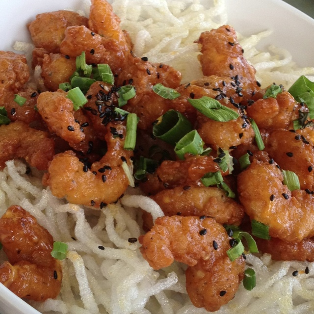 Firecracker Shrimp | I'm at Foodie | Pinterest