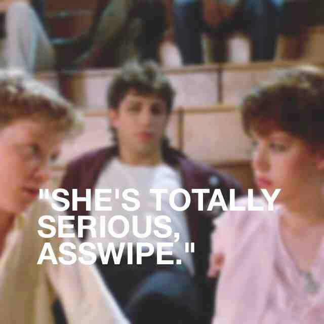 Sixteen Candles Funny Quotes. QuotesGram