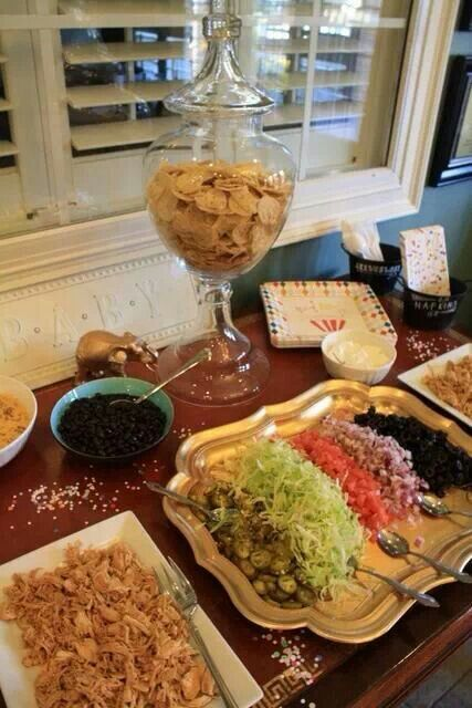 Nacho bar | Recipes | Pinterest