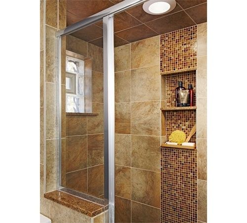 Standing Shower Design Ideas Home Bathrooms Pinterest