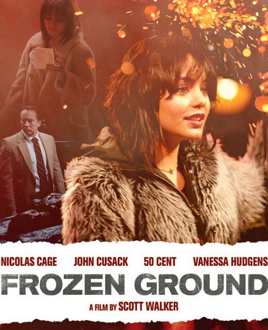 The Frozen Ground -- Vanessa Hudgens, (2013)