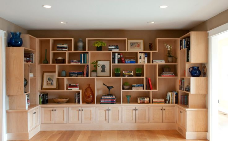 Bookcase Home Decor Ideas Pinterest