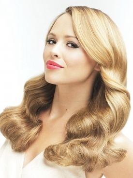 You Can Adapt Wavy Hair Styles For Any Length pics