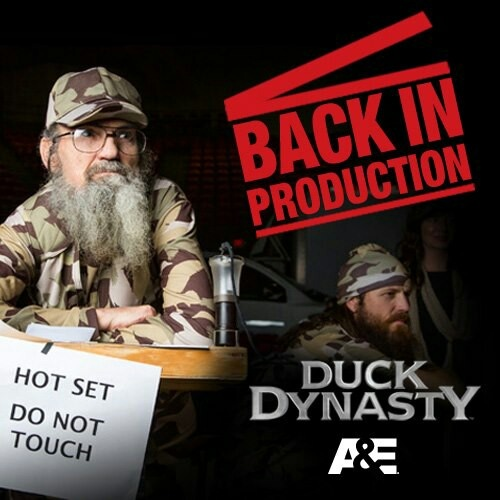 Duck Dynasty Is Currently Filming Season 4