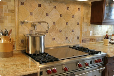 Backsplash For The Home Pinterest