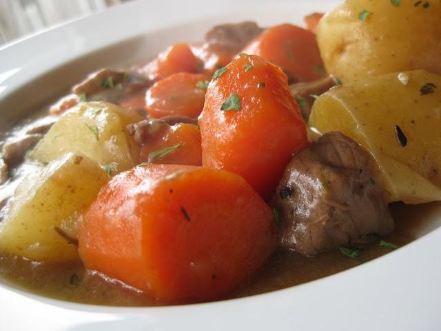 Irish Lamb Stew With A Twist Recipe — Dishmaps