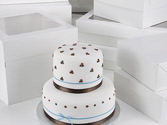 Cake Boxes 12x12x10