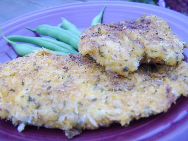 Chicken Schnitzel - Gluten-Free