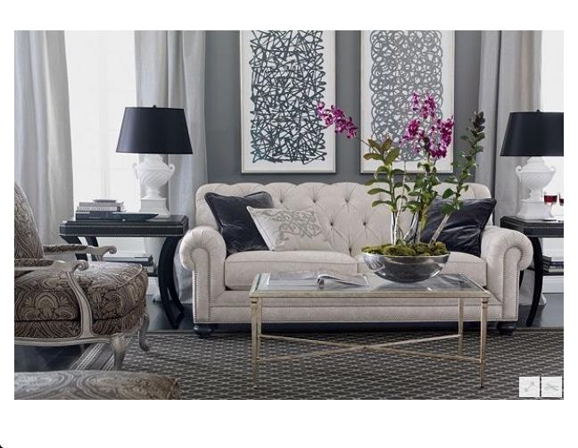 Living Room Ethan Allen Pinterest