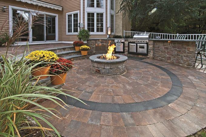 Backyard Hardscape Designs : backyard hardscape  Google Search  Our Yard Ideas  Pinterest