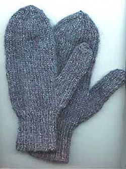 Free Knitting Patterns For Childrens Mittens : Free mitten pattern. Knitting Pinterest