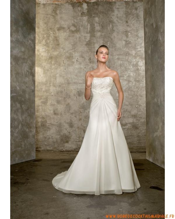 Robe de mariée pas cher mousseline  Robe de mariée vintage ...