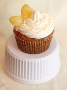 lemon cream cupcakes | cupcakes/candy/sweets | Pinterest