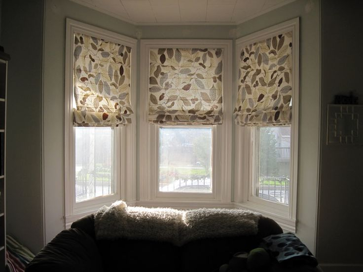 Roman Shades - living room? | where the heart is | Pinterest