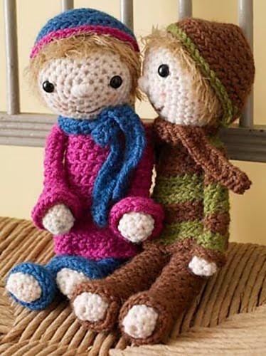 Amigurumi Dolls Free Patterns : Doll Free Amigurumi Patterns Crochet Pinterest