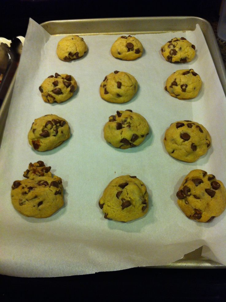 Candied Bacon Chocolate Chip Cookies Recipe — Dishmaps