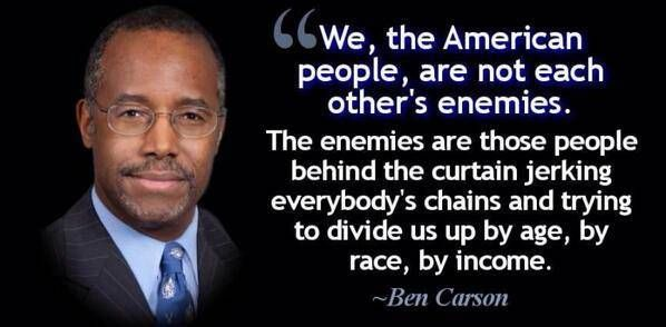 Dr. Ben Carson-We the People-The Tea Party