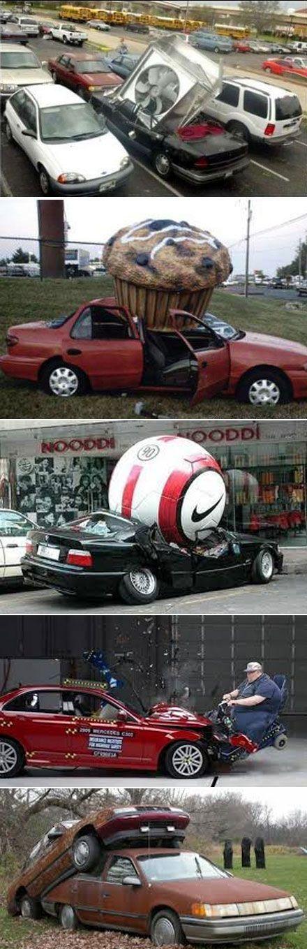 car crashes pics cars - photo #41