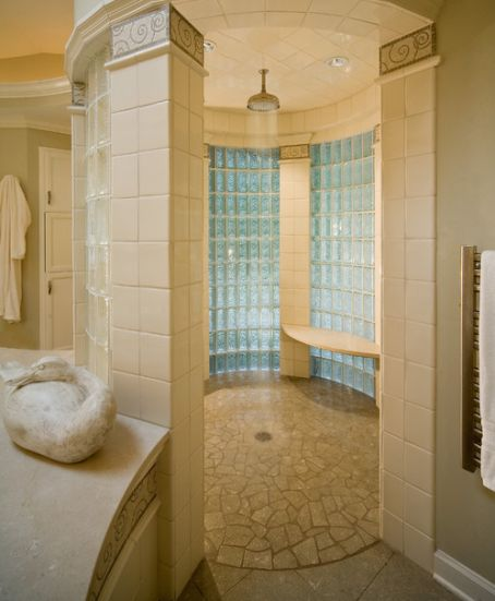 Doorless Walk In Shower Designs 1 Dream Home Pinterest