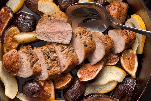 Elegant Pork Loin Roast Recipe — Dishmaps