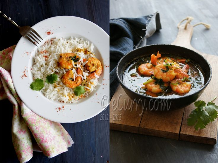 Shrimp Curry with Nigella and Coriander | Food and drinks | Pinterest