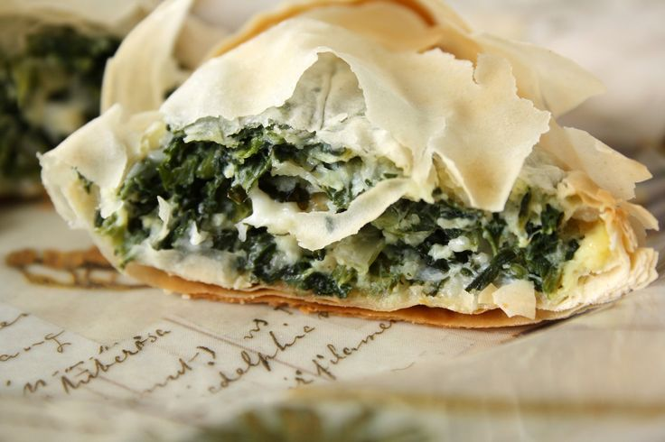 spanakopita | Recipes for Babies | Pinterest