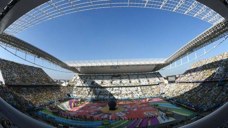 #FifaWorldCup #2014 #Football #openingceremony #BrazilvsCroatia