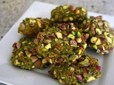 Italian Pistachio Cookies | My Sweet Tooth | Pinterest
