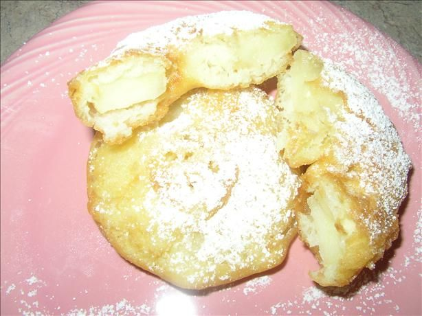 Deep Fried Apple Rings from Food.com: Another recipe from my neighbor ...
