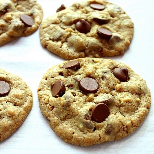 Soft and Chewy Chocolate Chip Cookies - These came out amazing!