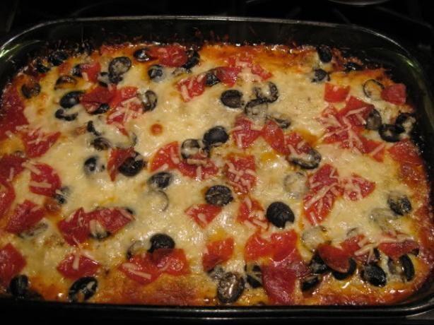 Main course pizza casserole recipes dinner pinterest for Dinner main course recipes