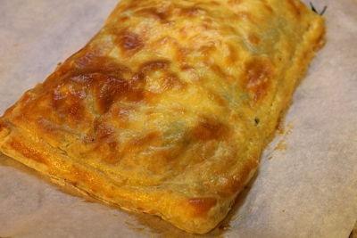 Greek Spinach Feta Chicken Pockets | Sandwiches | Pinterest