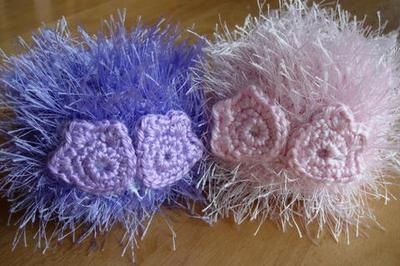 Ravelry: Pygmy Puffs pattern by Pren Wilcox