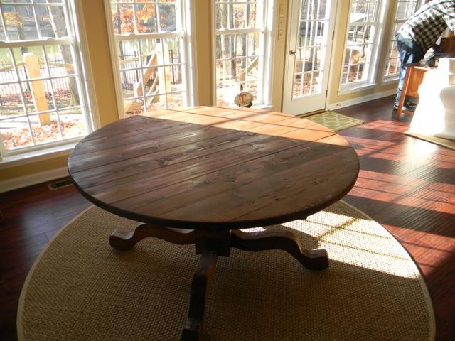 Round Table Farm House