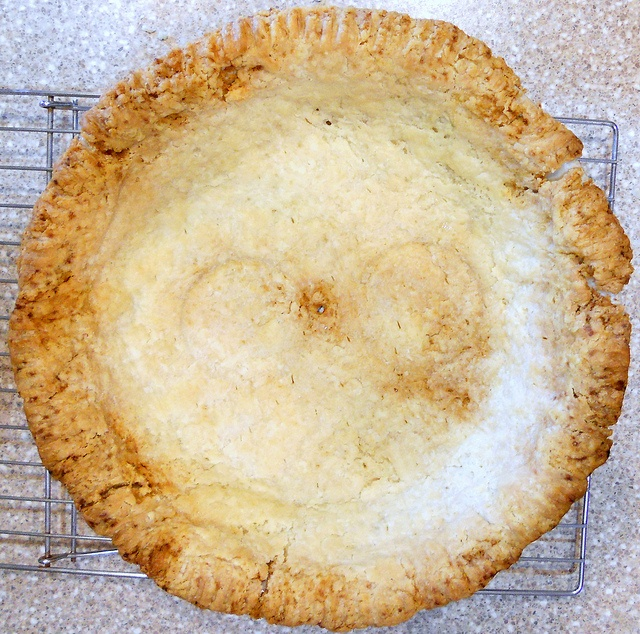 Blind Baked Pate Brisee and a 3-part how-to-make-pie-crust video ...
