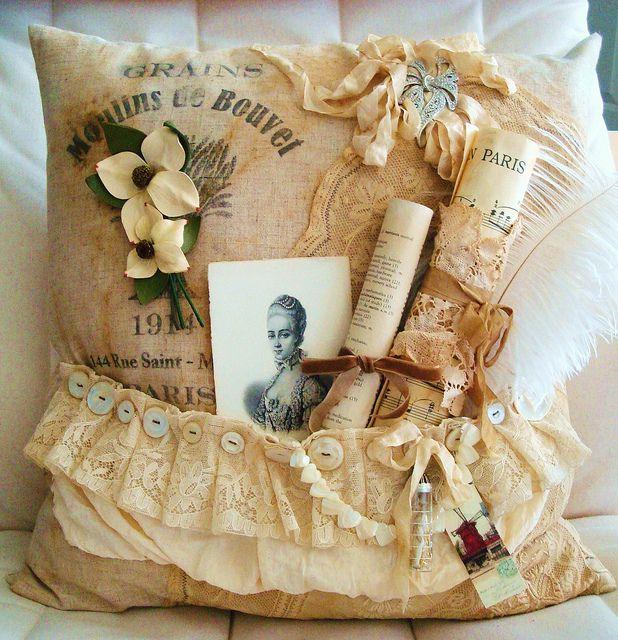 gorgeous pillow