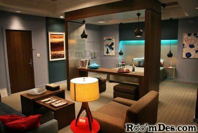bedroom living room combo for the home pinterest