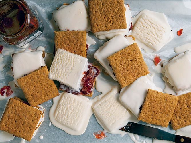 Ice cream sandwiches | Iain Bagwell Food Photography | Pinterest
