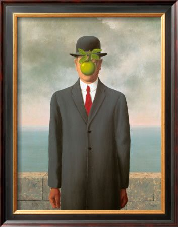 Rene Magritte The Son Of Man The Son of Man, 1964