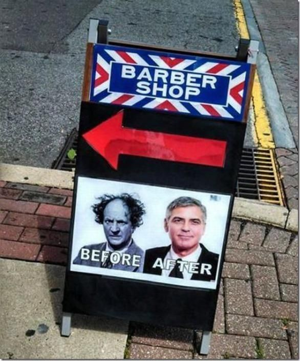 Barbershop Memes : Barber Shop Before vs After - The Memes Factory http://thememesfactory ...