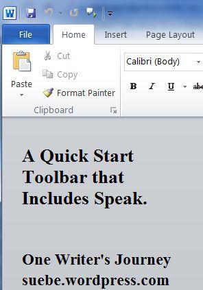 essays on speak