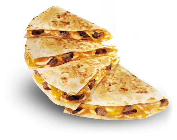 Steak Quesadilla Taco Bell | sandwiches, wraps, and quesadillas | Pin ...