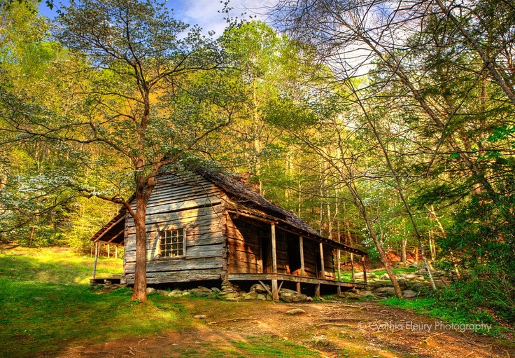 Smokey Mountains Cabin Country N Stuff Pinterest