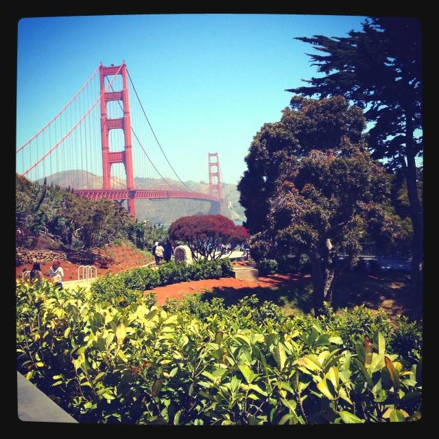 Golden Gate BridgeGolden Gate Bridge At Day
