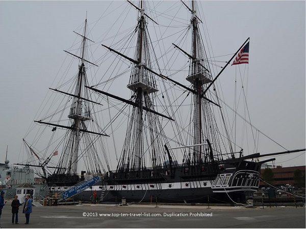 Tour Bostons Freedom Trail