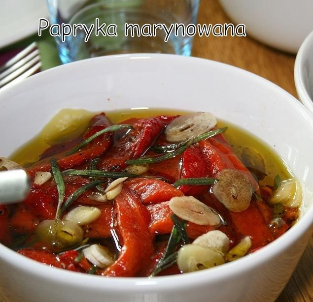 Marynowana papryka | DOMOWE PRZETWORY | Pinterest
