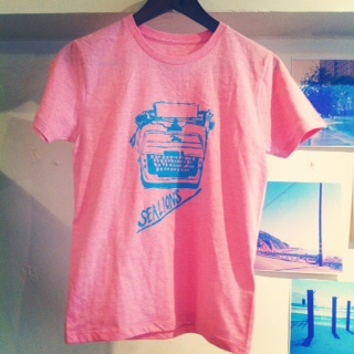 Sea Lions shirt #twee #indie