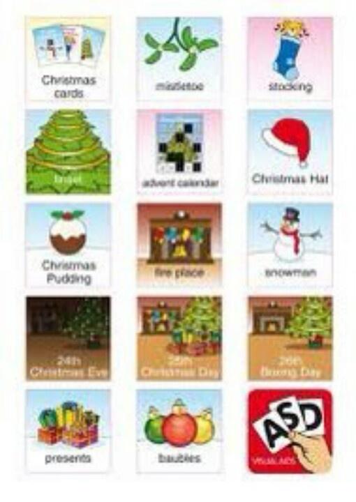 Christmas pic   Sensory Activities   Pinterest