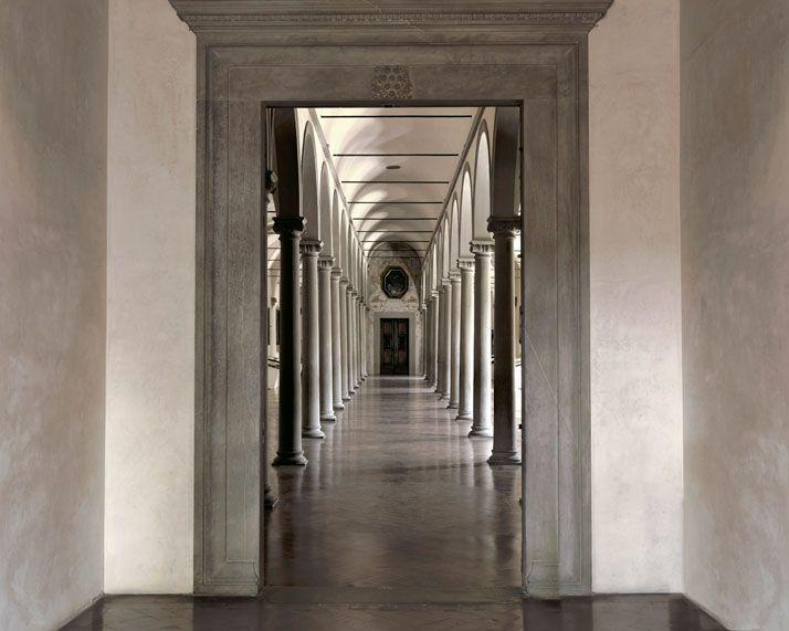 Biblioteca di Michelozzo a S.Marco, Firenze, 2009 | photo © Massimo Listri/ Via Yatzer